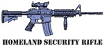 Homeland Security Rifle
