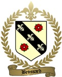 BROSSARD Family Crest