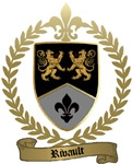 RIVAULT Family Crest