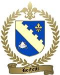 ROCHETTE Family Crest