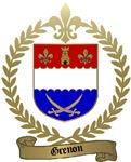 GRENON Family Crest