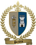 POITIERS Family Crest