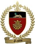 GRAVOIS Family Crest