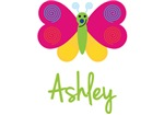 Ashley The Butterfly