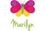 Marilyn The Butterfly