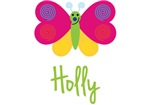 Holly The Butterfly
