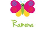 Ramona The Butterfly