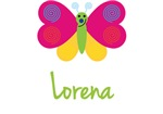 Lorena The Butterfly