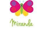Miranda The Butterfly