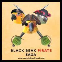 Cap'n Black Beak Logo