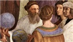 School of Athens (detail)