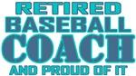 Retired Baseball