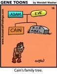 #16 Cain's family tree