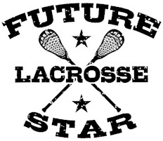 Future Lacrosse Star t-shirt