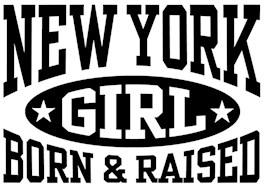 New York Girl t-shirts
