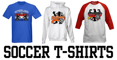 Soccer t-shirts and gifts