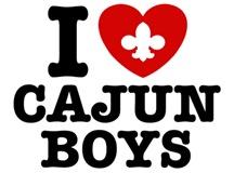 I Love Cajun Boys