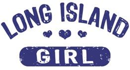 Long Island Girl t-shirts