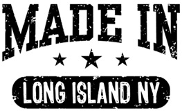 Made In Long Island t-shirts