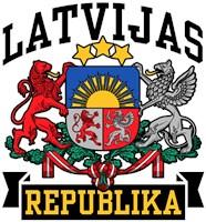 Latvijas Republika t-shirts
