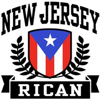 New Jersey Rican t-shirts