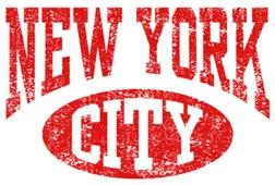 New York City t-shirts