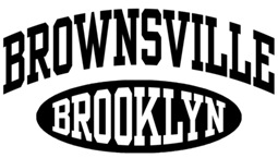 Brownsville Brooklyn t-shirts