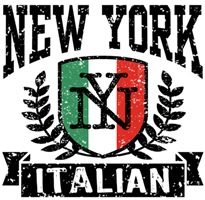 New York Italian t-shirts