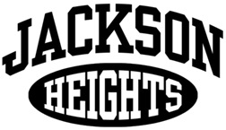 Jackson Heights t-shirts