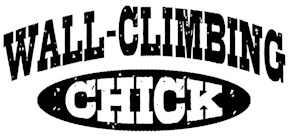 Wall Climbing Chick t-shirts