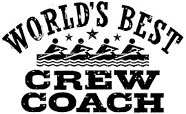 World's Best Crew Coach t-shirts