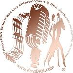 KeysDAN Logo (Copper Tube)