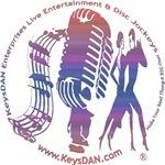 KeysDAN Logo (Sunset Sky)