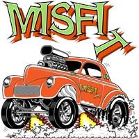 41 Willys Gasser MISFIT