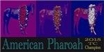 Triple Crown Champ American Pharoah Pop Art