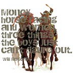 Will Rogers Horse Racing Quote