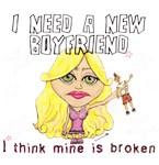 I need a new boyfriend
