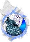 Celtic Art Wolf