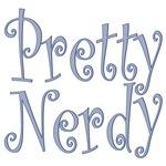 Bijou Blue Pretty Nerdy