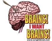 Brains! I Want Brains! - Items & Apparel