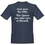God Save The MG