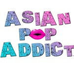 Asian Pop Addict Rainbow T-Shirts