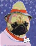 Pugsley Sad Pug