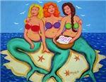Mermaids Merbabes Beach