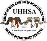 Painted Desert Sheep Logo