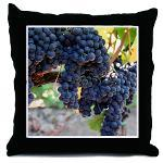 Wine Country Throw Pillow Gifts
