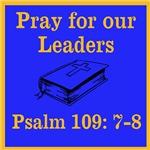 PSALM 109:7-8