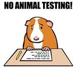 No Animal Testing!