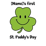 Personalize St. Paddy's Day