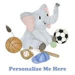 Personalized Sports - Elephant